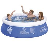 INTEX PISCINA FAMILIAR 229X229X66 CM